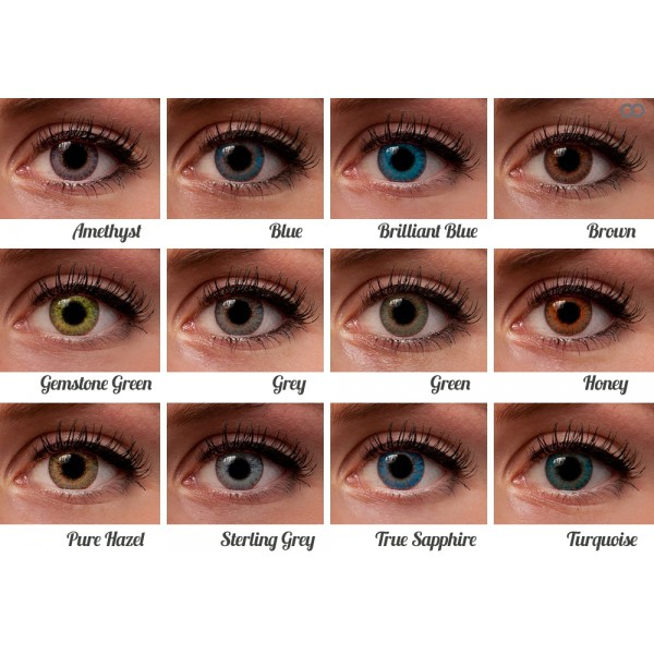 1f3a99b3332a0 Freshlook Colorblends Contact lenses without graduation